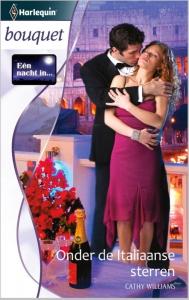 Onder de Italiaanse sterren - Bouquet 3420 - Een uitgave van de romantische reeks Harlequin Bouquet