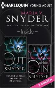 Inside - eBundel met de complete miniserie - Een uitgave van Harlequin Young Adult - fantasy - Inside