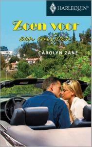 Zoen voor een miljoen  - Een uitgave van de romantische reeks Harlequin Specials