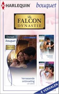 De Falcon dynastie - eBundel met de complete miniserie - Een uitgave van de romantische reeks Harlequin Bouquet