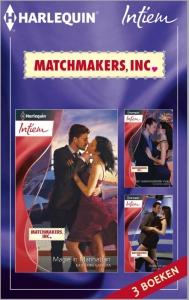 Matchmakers Inc. - eBundel met de complete miniserie - Een uitgave van de romantische reeks Harlequin Intiem