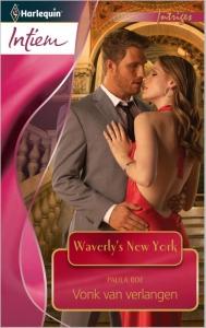 Vonk van verlangen - Intiem 2071 - Een uitgave van de romantische reeks Harlequin Intiem - Deel 4 van de serieroman Waverly¿s New York