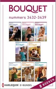 Bouquet e-bundel nummers 3432-3439, 8-in-1 - Een uitgave van de romantische reeks Harlequin Bouquet