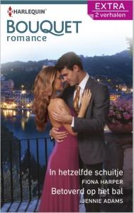 In hetzelfde schuitje / Betoverd op het bal - Bouquet Extra Romance 318, 2-in-1 - Een uitgave van de romantische reeks Harlequin Bouquet