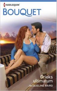 Grieks ultimatum - Bouquet 3445 - Een uitgave van de romantische reeks Harlequin Bouquet
