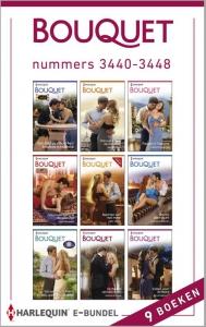 Bouquet e-bundel nummers 3440-3448, 9-in-1 - Een uitgave van de romantische reeks Harlequin Bouquet