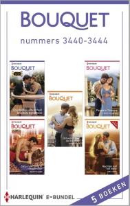 Bouquet e-bundel nummers 3440-3444, 5-in-1 - Een uitgave van de romantische reeks Harlequin Bouquet