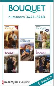 Bouquet e-bundel nummers 3444-3448, 5-in-1 - Een uitgave van de romantische reeks Harlequin Bouquet