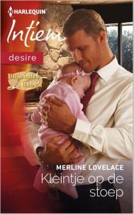 Kleintje op de stoep - Intiem 2077 - Een uitgave van de romantische reeks Harlequin Intiem - Thema Biljonairs en Baby's