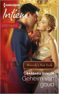 Geheim van goud - Intiem 2079 - Een uitgave van de romantische reeks Harlequin Intiem - Deel 6 van de serieroman Waverly¿s New York