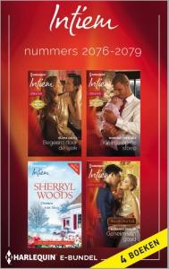 Intiem e-bundel nummers 2076-2079, 4-in-1 - Een uitgave van de romantische reeks Harlequin Intiem
