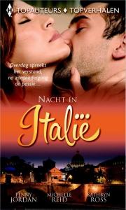 Nacht in Italië: Italiaanse bruiloft / Italiaanse nachten / Italiaans aanzoek, 3-in-1 - Een uitgave van de reeks Harlequin Topcollectie - romantische verhalen van de populairste auteurs