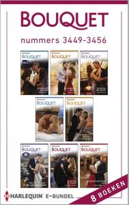 Bouquet e-bundel nummers 3449-3456, 8-in-1 - Een uitgave van de romantische reeks Harlequin Bouquet