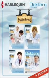 De dokters van Swallowbrook - eBundel met de complete miniserie - Een uitgave van de romantische reeks Harlequin Doktersroman