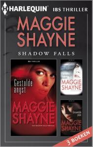 Shadow Falls-trilogie - Een uitgave van Harlequin IBS Thriller - eBundel