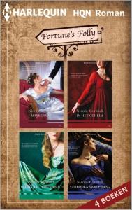 Fortune's folly - eBundel met de complete miniserie - Een uitgave van Harlequin HQN Roman