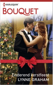 Zinderend kerstfeest - Bouquet 3464 - Een uitgave van de romantische reeks Harlequin Bouquet