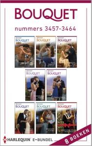 Bouquet e-bundel nummers 3457-3464, 8-in-1 - Een uitgave van de romantische reeks Harlequin Bouquet