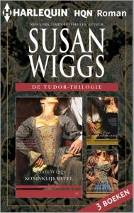 De Tudor-trilogie - Een uitgave van Harlequin HQN Roman - historische roman - eBundel