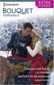 Gekust met kerst / Verliefd in de sneeuw - Bouquet Extra Romance 324, 2-in-1 - Een uitgave van de romantische reeks Harlequin Bouquet - Deel 1 & 2 van Italiaanse bruiloften