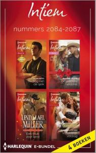 Intiem e-bundel nummer 2084-2087, 4-in-1 - Een uitgave van de romantische reeks Harlequin Intiem