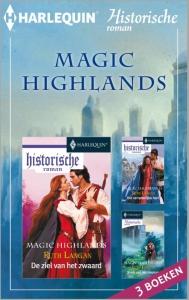 Magic Highlands - eBundel met de complete miniserie - Een uitgave van de romantische reeks Harlequin Historische Roman