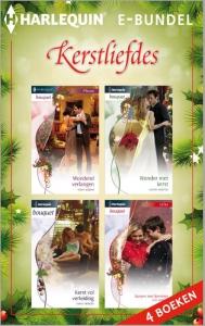 Kerstliefdes, 4-in-1 - Een uitgave van de romantische reeks Harlequin Specials - Kerstbundel