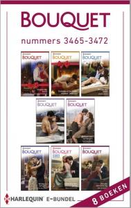 Bouquet e-bundel nummers 3465-3472, 8-in-1 - Een uitgave van de romantische reeks Harlequin Bouquet