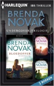 Undercover-trilogie - Een uitgave van Harlequin IBS Thriller - eBundel