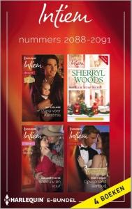Intiem e-bundel nummers 2088-2091, 4-in-1 - Een uitgave van de romantische reeks Harlequin Intiem