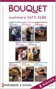 Bouquet e-bundel nummers 3473-3480, 8-in-1 - Een uitgave van de romantische reeks Harlequin Bouquet