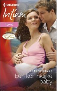 Een koninklijke baby - Intiem 2094 - Een uitgave van de romantische reeks Harlequin Intiem - Deel 6 van de miniserie Het koninkrijk Chantaine