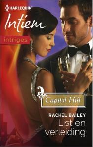 List en verleiding - Intiem 2095 - Een uitgave van de romantische reeks Harlequin Intiem  - Deel 4 van de serieroman Capitol Hill