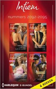 Intiem e-bundel nummers 2092-2095, 4-in-1 - Een uitgave van de romantische reeks Harlequin Intiem