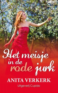 Cupido biebpub Het meisje in de rode jurk