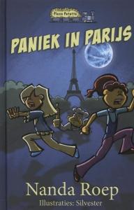 Plaza Patatta Paniek in Parijs