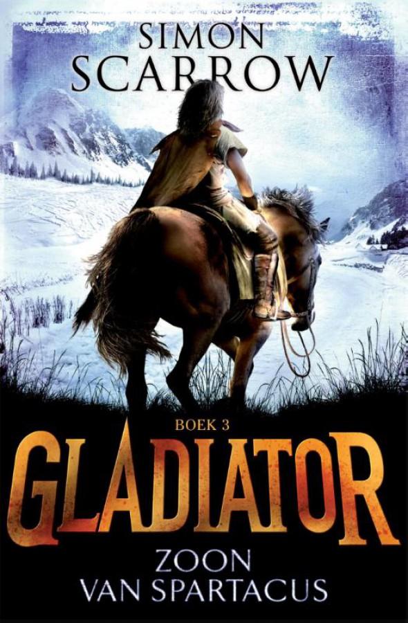 Gladiator Zoon van Spartacus