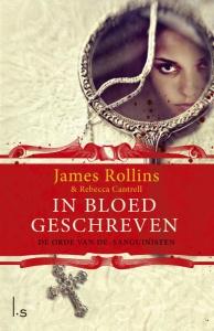 De Orde van de Sanguinisten 1 - In bloed geschreven