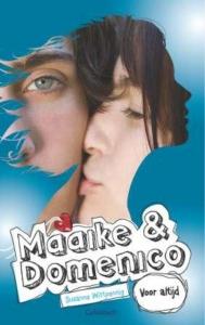 Maaike en Domenico deel 6 Voor altijd (nieuw omslag)