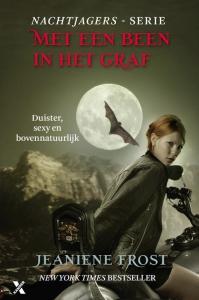 Nachtjagers Nachtjagers 2 - Met een been in het graf e-book