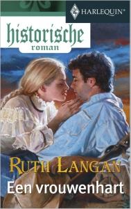 Een vrouwenhart - Een uitgave van de romantische reeks Harlequin Historische Roman