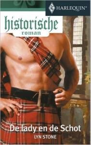 De lady en de Schot  - Een uitgave van de romantische reeks Harlequin Historische Roman