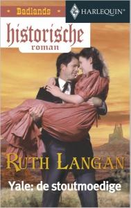 Yale: de stoutmoedige  - Een uitgave van de romantische reeks Harlequin Historische Roman - Deel 2 van Badlands