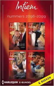 Intiem e-bundel nummers 2096-2099, 4-in-1 - Een uitgave van de romantische reeks Harlequin Intiem - eBundel