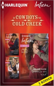 De cowboys van Cold Creek  - Een uitgave van de romantische reeks Harlequin Intiem - eBundel met de complete miniserie