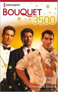 Vurige Griek - Bouquet 3500B - Een uitgave van de romantische reeks Harlequin Bouquet