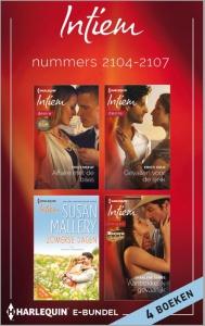 Intiem e-bundel nummers 2104-2107, 4-in-1 - Een uitgave van de romantische reeks Harlequin Intiem - eBundel