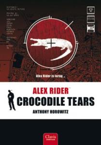 Crocodile tears (Alex Rider 8)