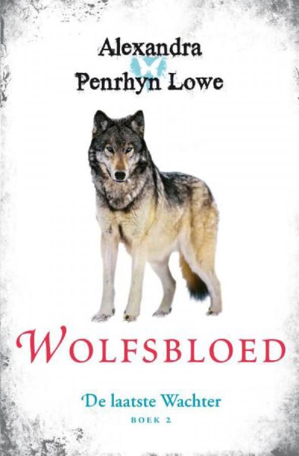 Wolfsbloed - De laatste Wachter Boek 2