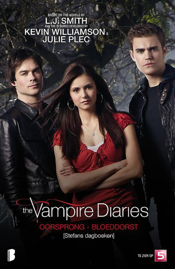 The vampire diaries 1-2: Stefans dagboeken